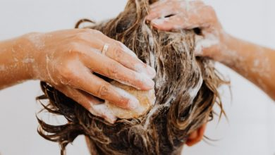 kako pravilno oprati kosu