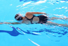 kako nauciti plivati