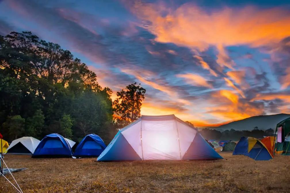 kampovanje