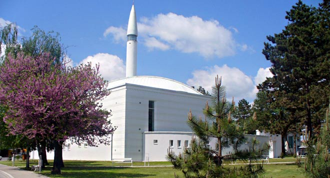 bijela džamija brčko