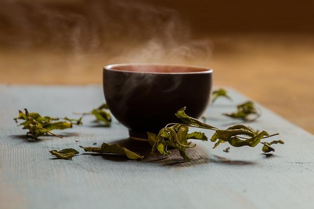 čaj-zeleni